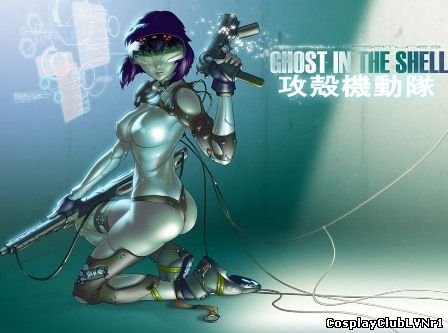 52 Ghost In The Shell Kokaku Kidotai 1995 Year Is 2029 World Has Become Intensively Information Oriented And Humans Are Well Connected To